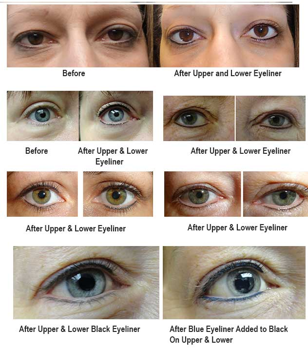Eyeliner-Photos